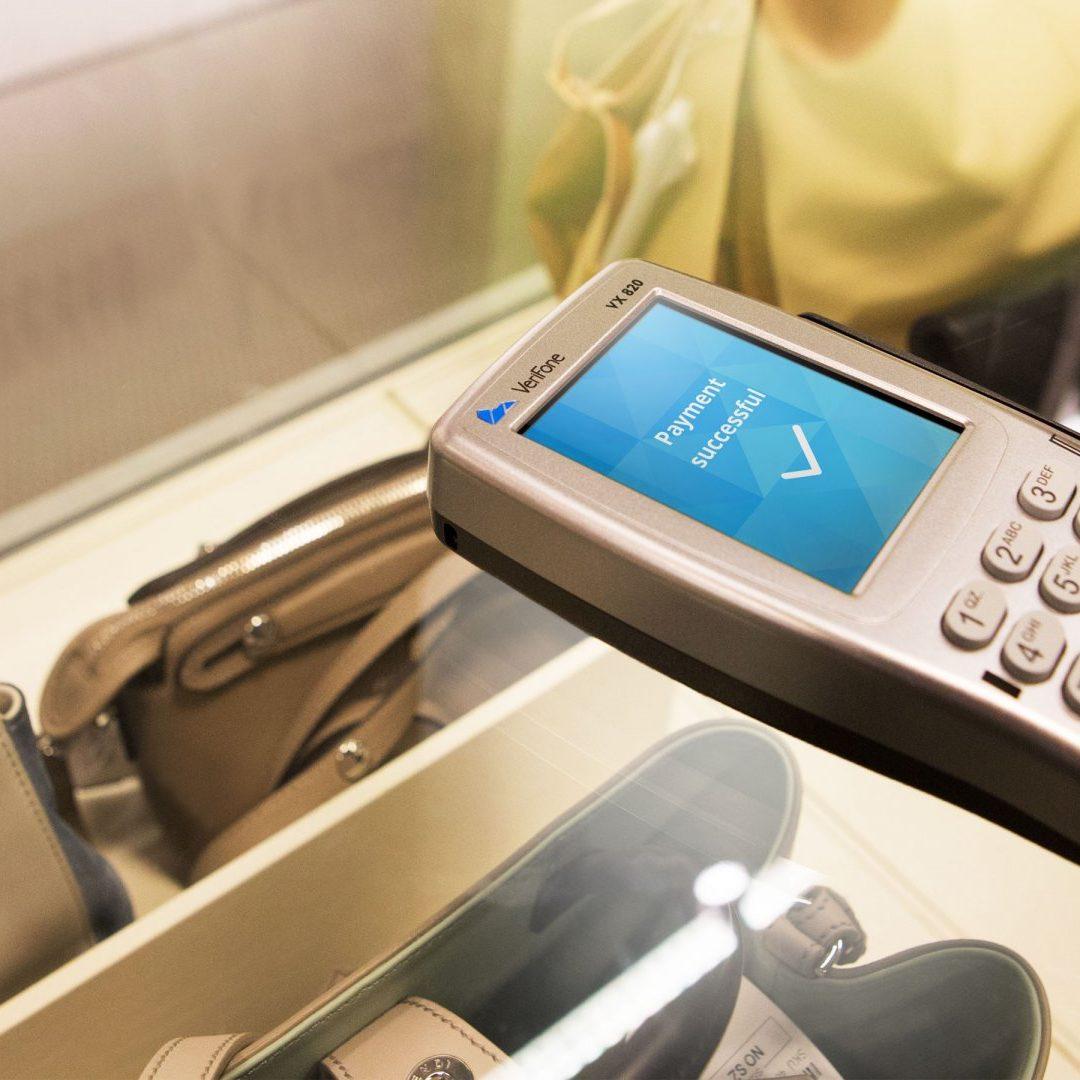VX 820 DUET-Counter Top Credit Card Payment Terminal Solutions
